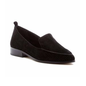 Vince Camuto Suede Loafer Flats